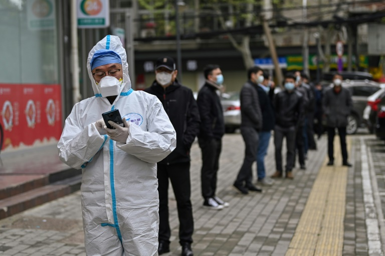 The global spread of the coronavirus has dampened hope of a quick recovery in export-dependent China, where the pandemic first erupted in December.