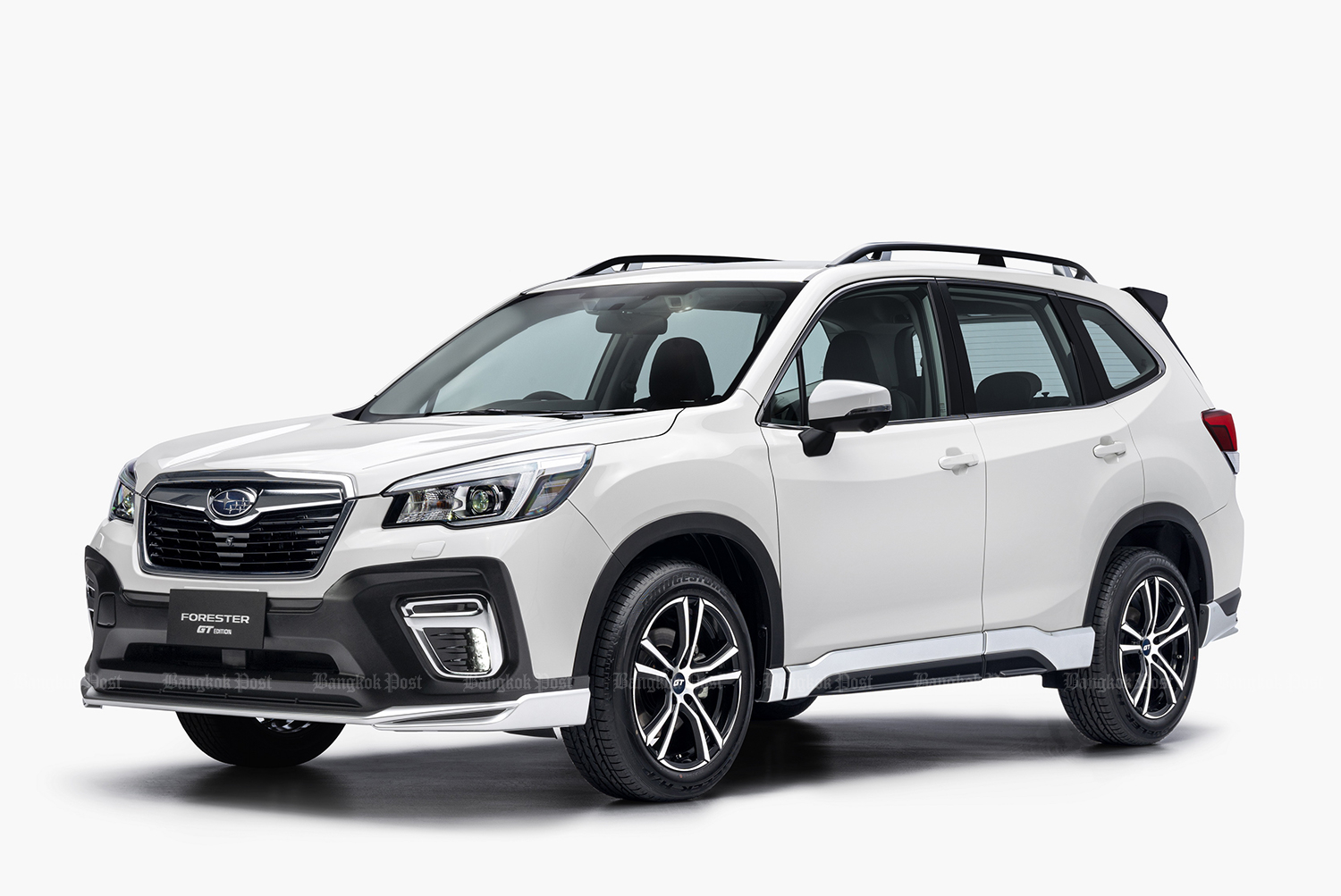 Subaru launches GT Edition pack for Forester
