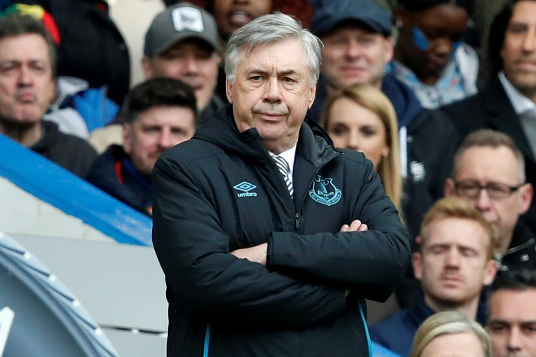 Everton boss Carlo Ancelotti has warned that the current crisis will