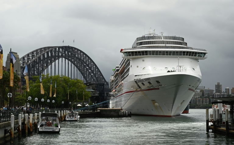 More than a dozen cruise ships are believed to be off Australia's coast, carrying around 15,000 crew, and some experiencing outbreaks of coronavirus.