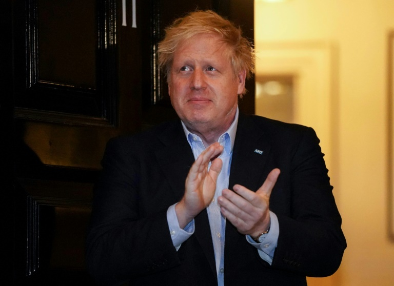 UK Prime Minister Boris Johnson hospitalized with virus