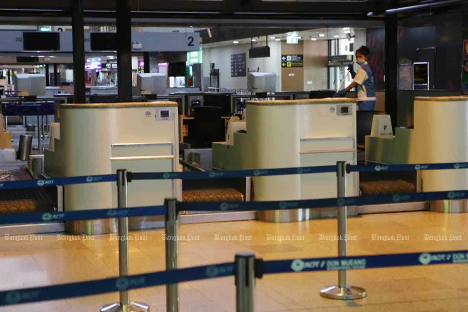 Don Mueang to upgrade