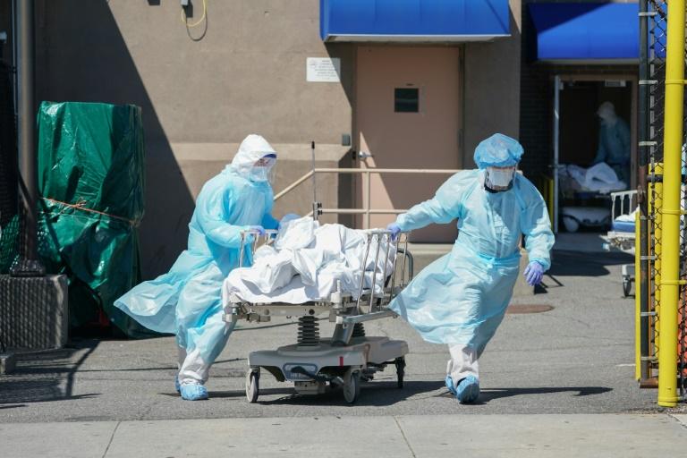 US coronavirus deaths pass bleak 10,000 milestone