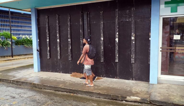 The Red Cross said Vanuatu's capital Port Vila had escaped the worst of Tropical Cyclone Harold.