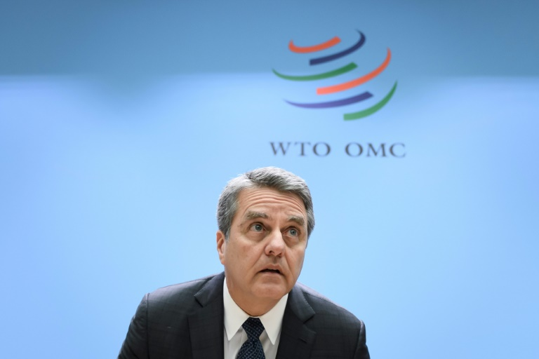 WTO chief: Covid-19 may cause deepest economic crisis 'of our lifetimes