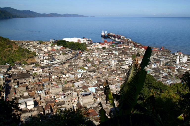 Mayotte is administratively part of France, even though it is more than 8,000 kilometres from Paris