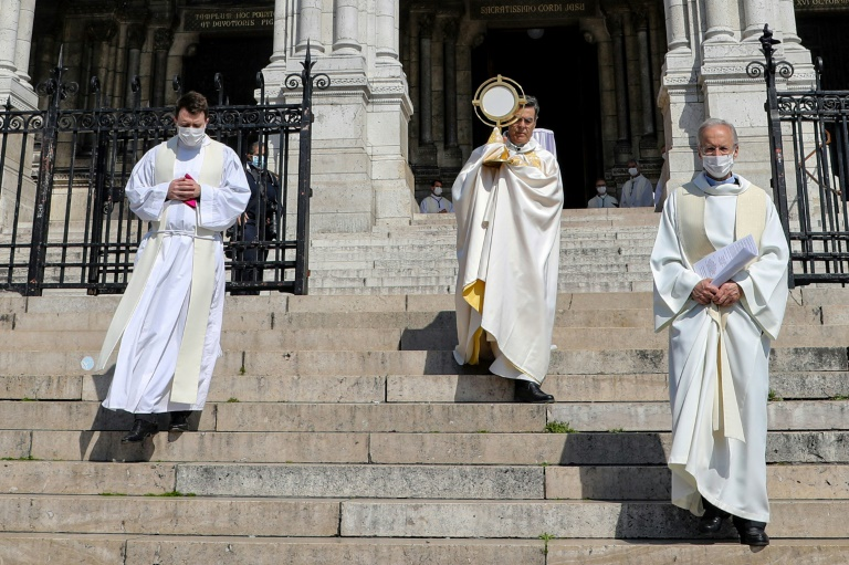 Easter celebrations will be greatly changed worldwide due to the coronavirus pandemic.