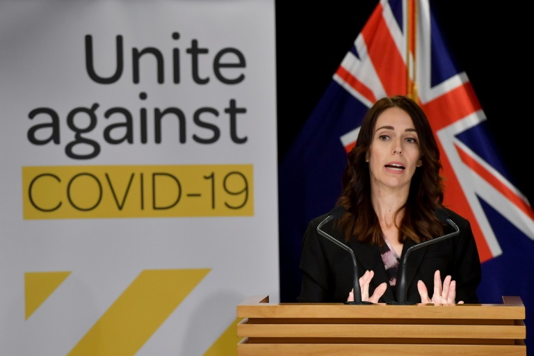 Jacinda Ardern Takes Huge COVID-19 Pay Cut