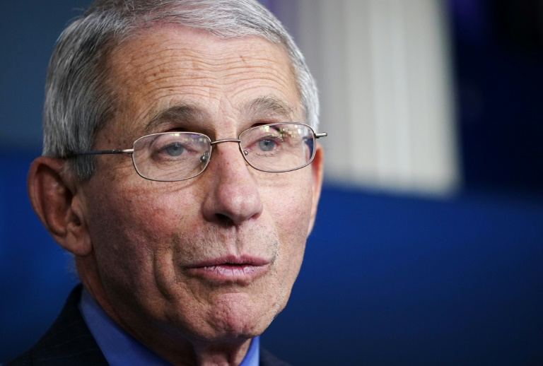 Dr. Anthony Fauci Condemns Coronavirus Lockdown Protests