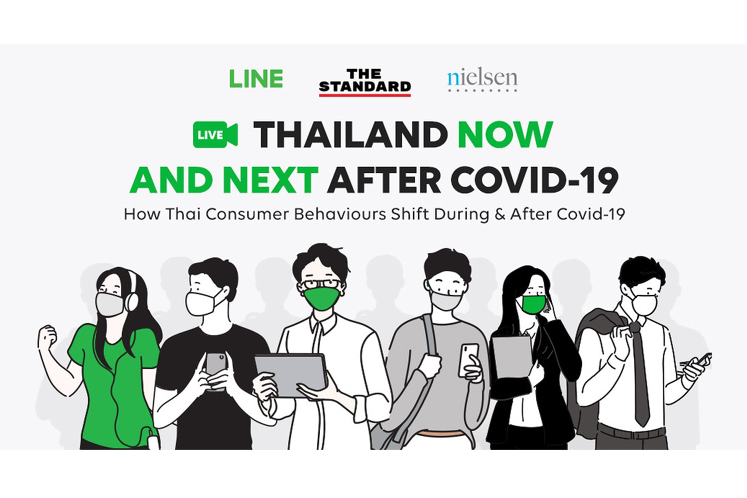 Line Ignites Thai Businesses For New Consumer Behaviours In Light