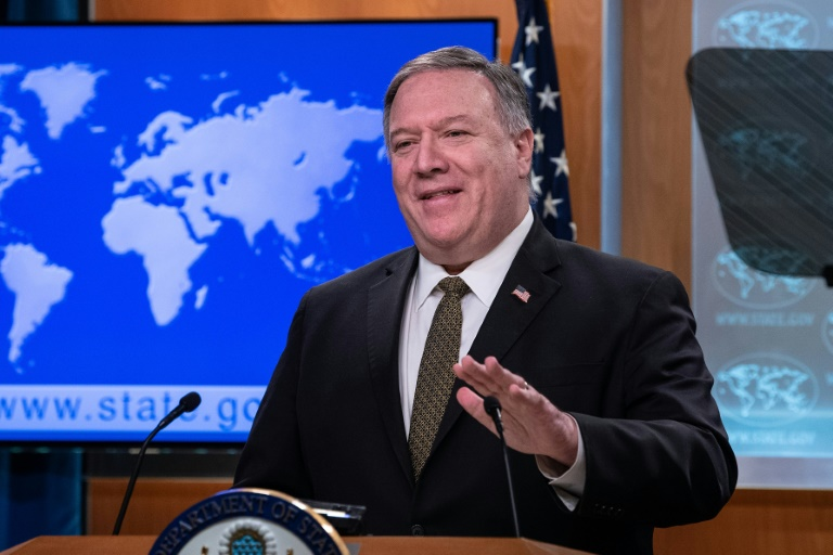US Secretary of State Mike Pompeo said the United States still wanted more information from China including the original sample of the SARS-CoV-2 virus detected in the metropolis of Wuhan