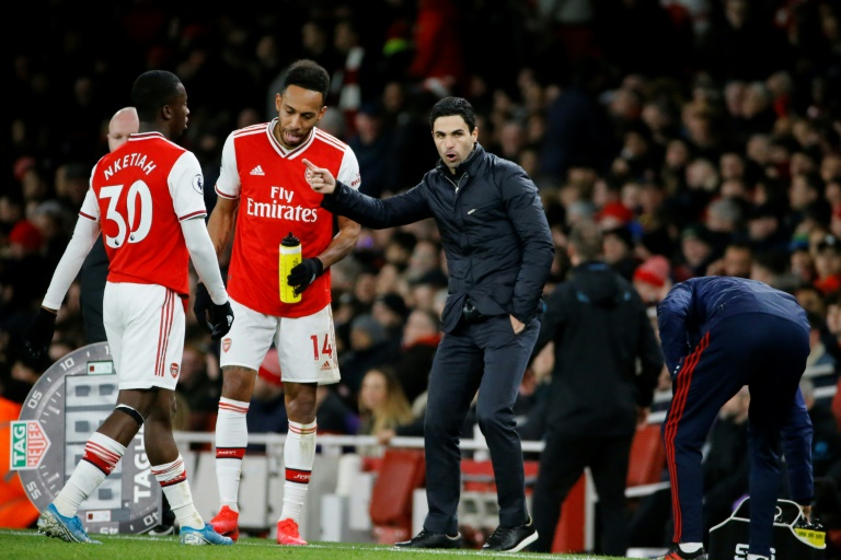 Arsenal to welcome back players for training next week