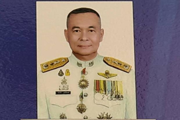 Pol Maj Gen Ronnakorn Rithirong. (File)