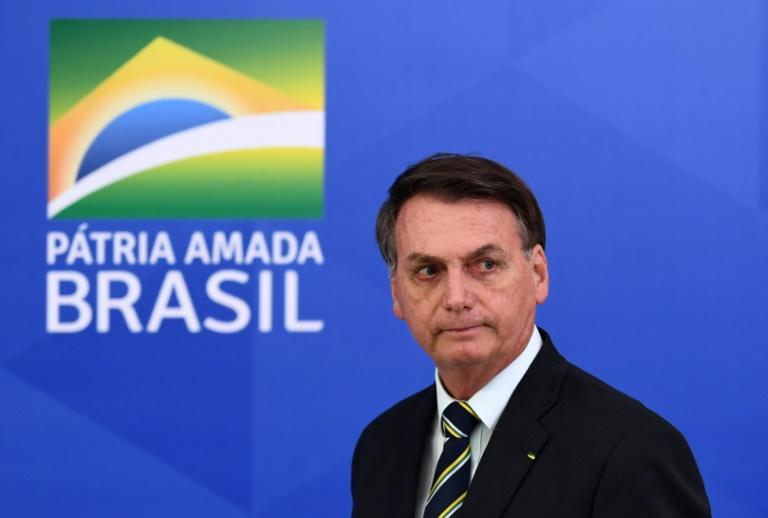 Brazil's top court allows investigation of Bolsonaro