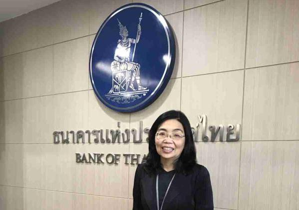 Bank of Thailand's Vachira Arromdee (Photo supplied)