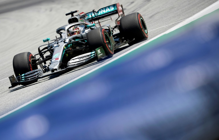 British Grand Prix to be held behind closed doors