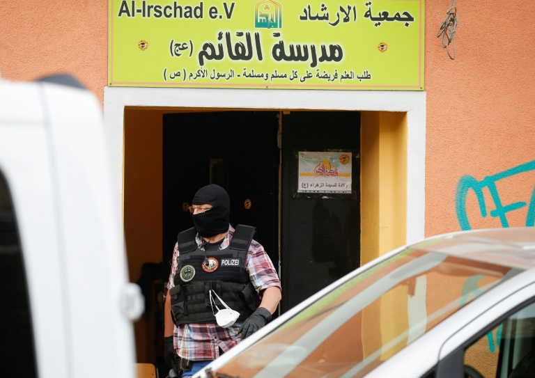 Germany bans Hezbollah, conducts raids to find suspected members