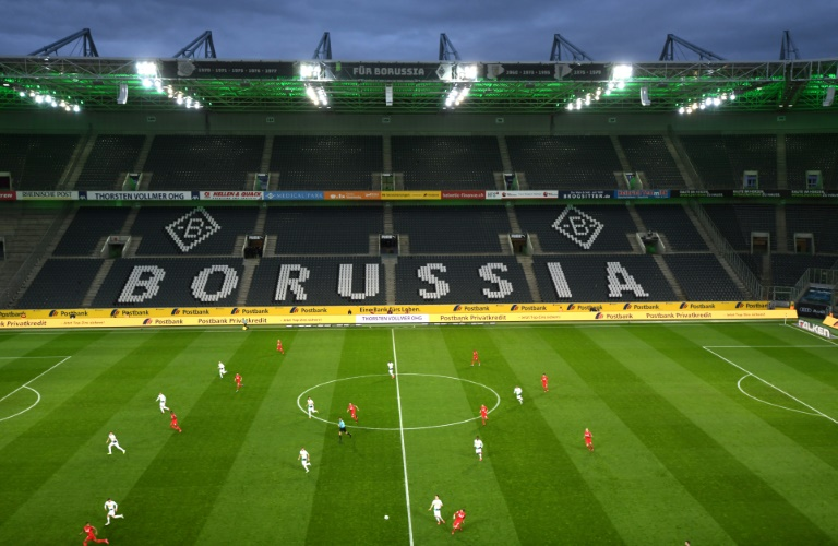 10 players test positive to COVID-19 in Bundesliga 1, 2