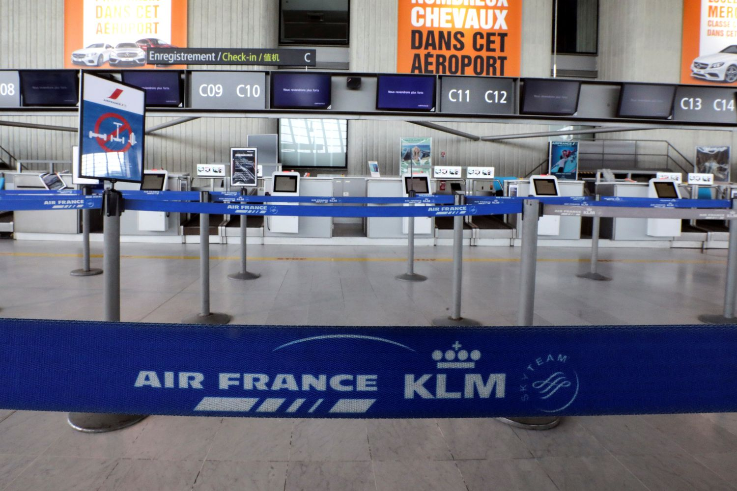 Eu Clears 7bn In State Aid For Air France