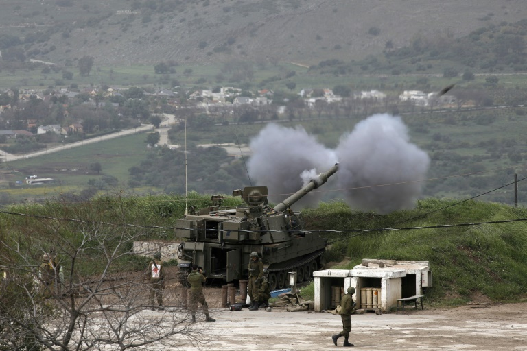 Israel vows to pursue Syria operations until Iran leaves