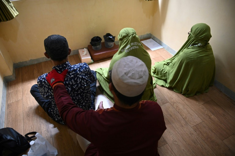 Forced exorcism is a common story for many gay and transgender people in the world's biggest Muslim majority nation, where a conservative shift has seen the community increasingly targeted in recent years.