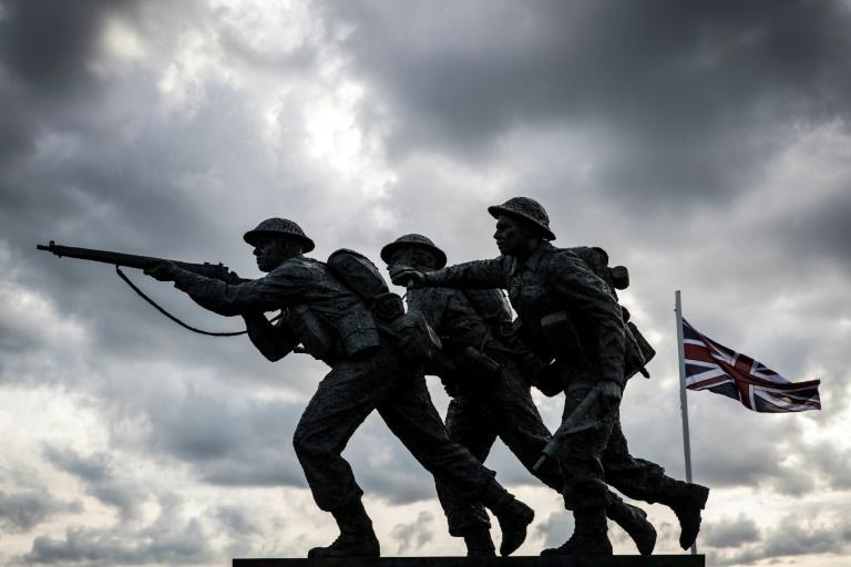 Many sportsmen fought in World War II
