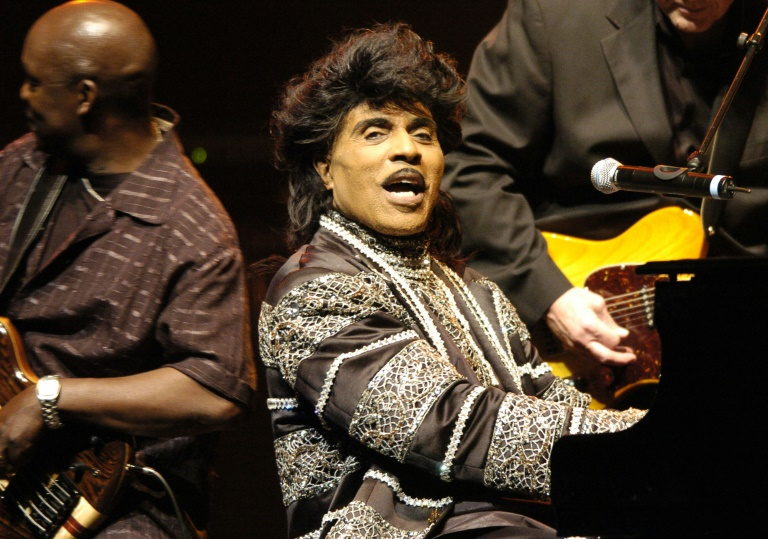 Little Richard, founding father of rock 'n' roll