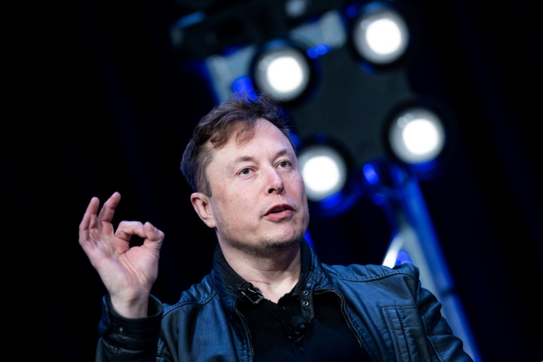 Elon Musk, pictured in March 2020, has called coronavirus restrictions