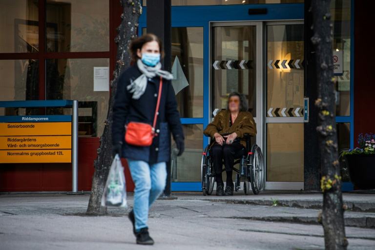 Sweden, whose softer virus approach has garnered international attention, admits it has failed to adequately protect the elderly, with around half of Covid-19 deaths occurring among nursing home residents.