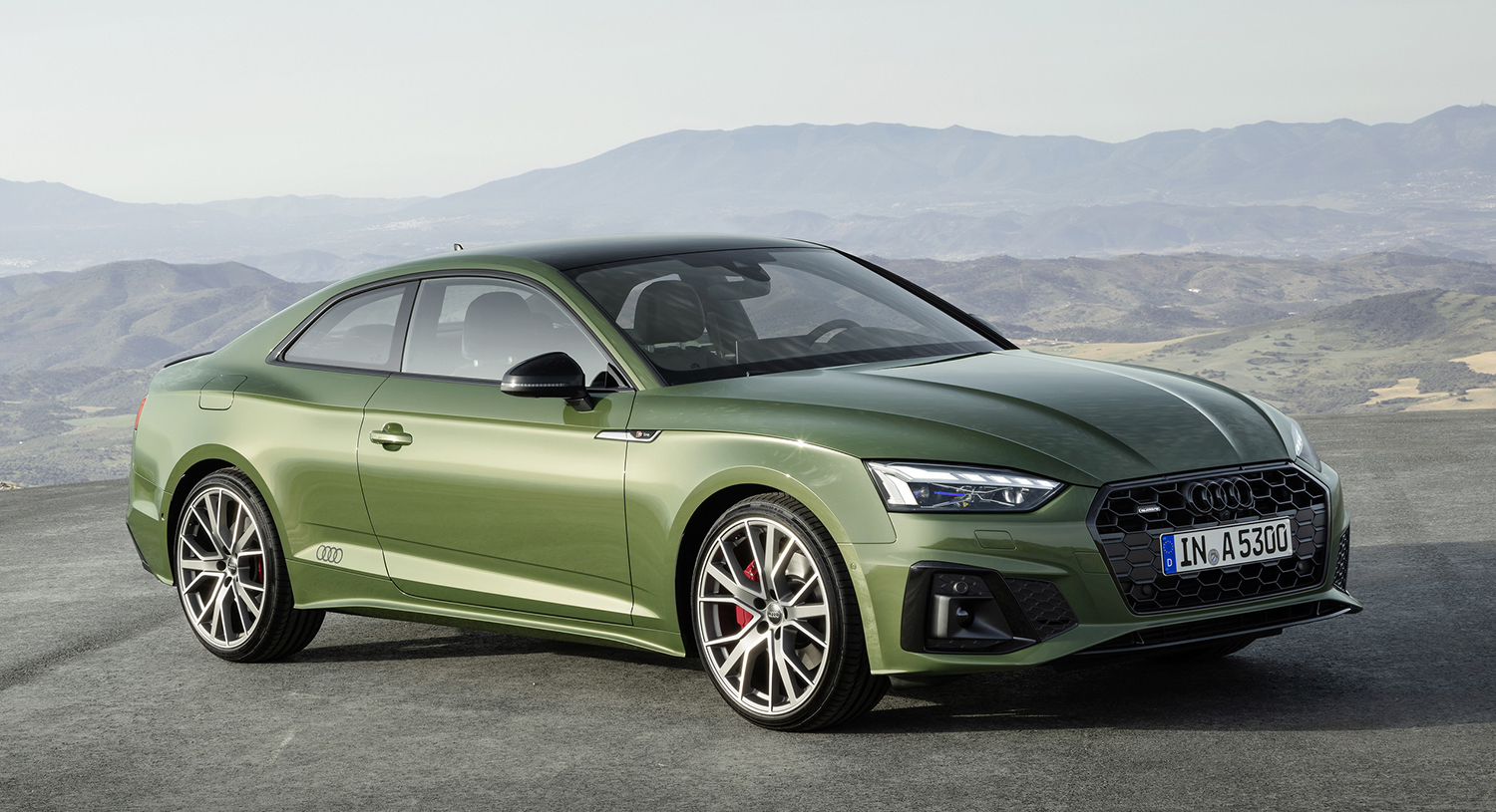2020 Audi A5 Coupe And Sportback Facelift Thai Prices And Specs