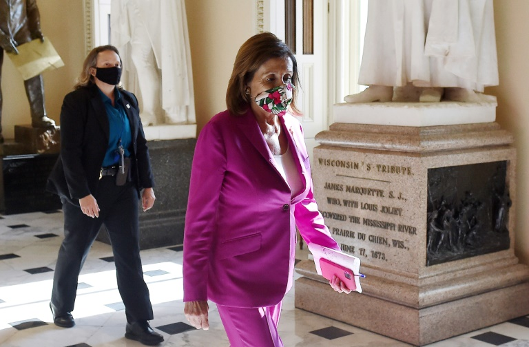 Pelosi Defends $3 Trillion Coronavirus Relief Bill