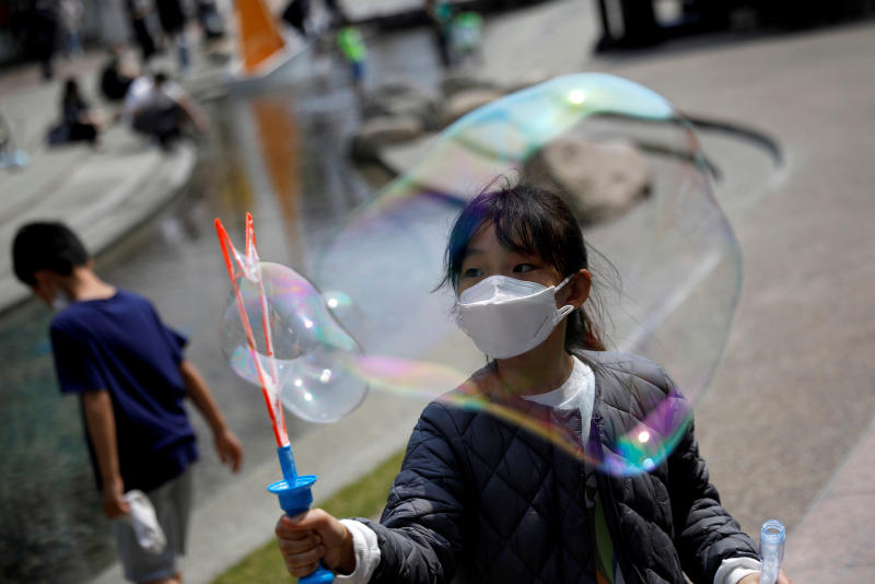 Coronavirus possible second wave in South Korea