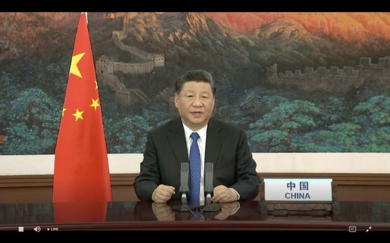 Jinping says China has full confidence in WHO's COVID-19 response