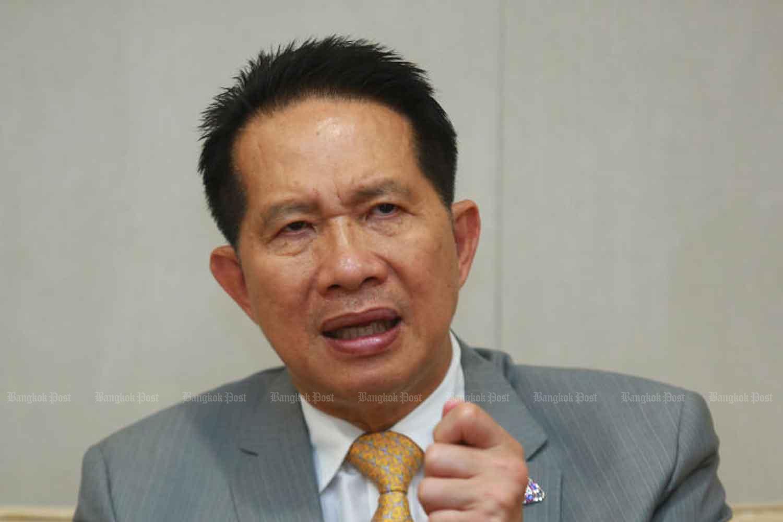 Federation of Thai Industries chairman Supant Mongkolsuthree