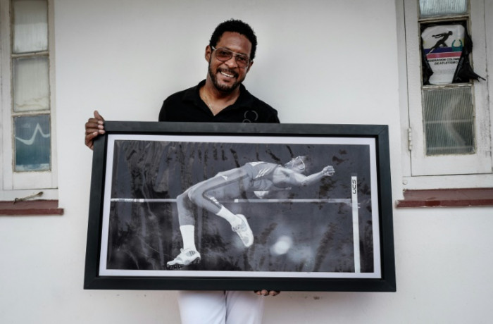 A world redrawn: Dreams don't end here, says Cuba's high jump record-holder