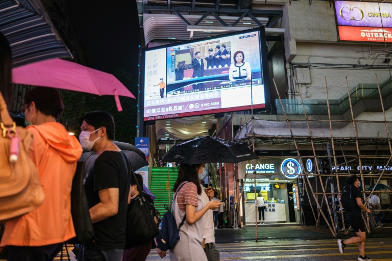 China proposes law to tighten its grip on Hong Kong