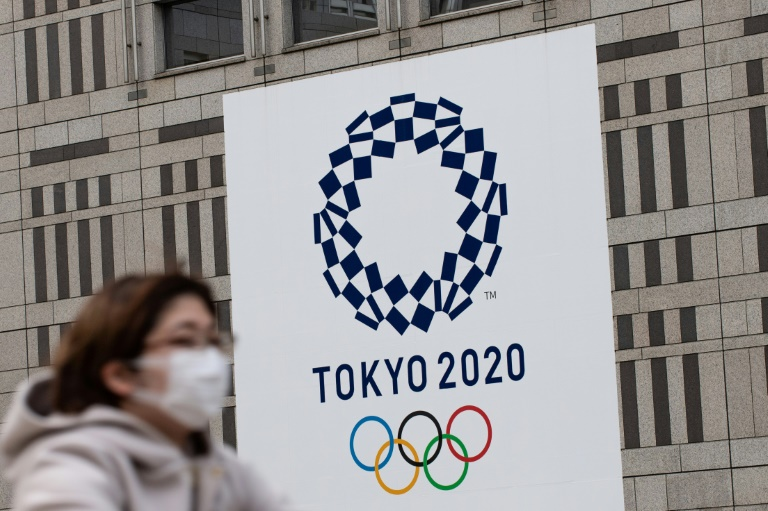 The 2020 Olympics were postponed by a year over the coronavirus