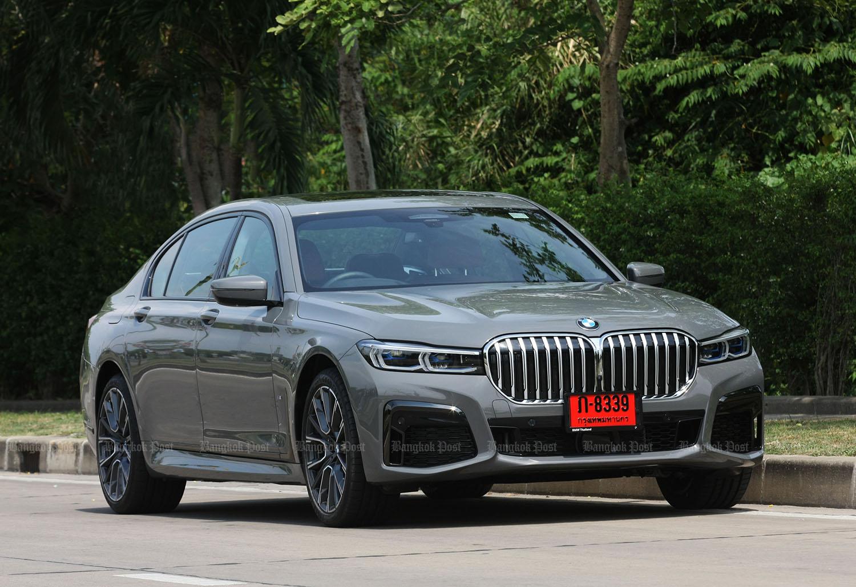 BMW 745Le xDrive M Sport facelift (2020) review
