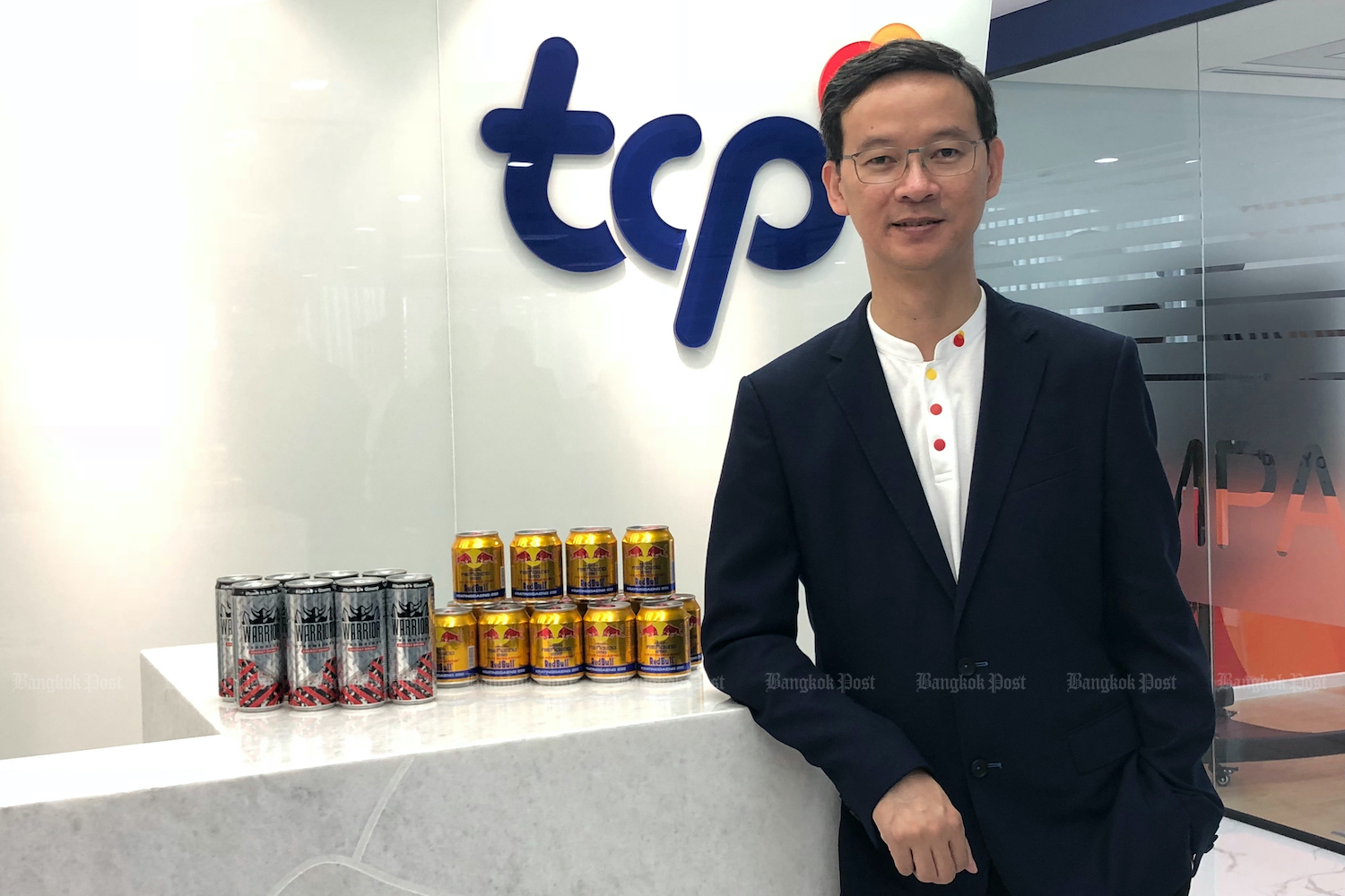 "Saravoot Yoovidhya, chief executive officer of TCP Group, has begun a new push to market ""legitimate"" Red Bull products in China."