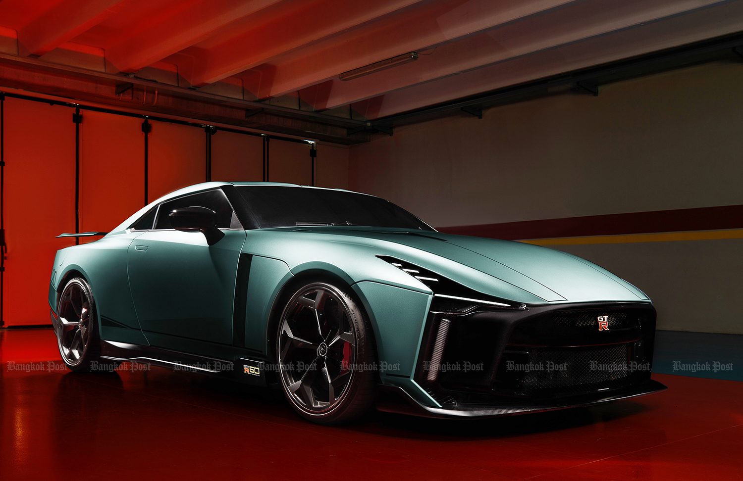 Nissan GT-R50 by Italdesign is GO