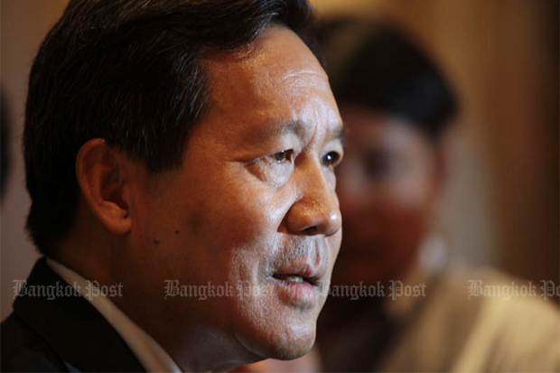 Former Thai Airways International president Piyasvasti Amranand is now a new board member of the airline. (Bangkok Post file photo)