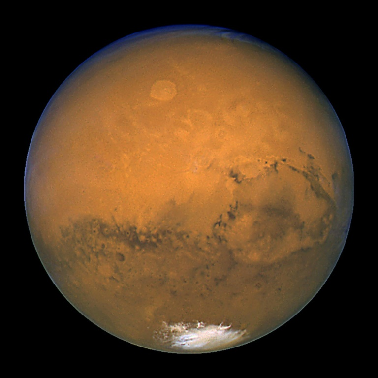 Called 'Tianwen', the Chinese mission will put a probe into orbit around Mars and land a rover to explore and analyse the planet's surface.