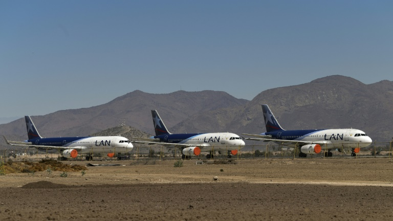 Latam Airlines Files For Bankruptcy In United States
