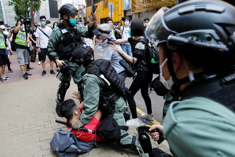 China expands scope of Hong Kong security legislation