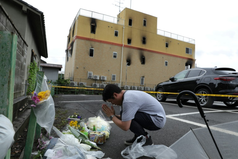 Japanese Police Finally Arrest Suspect For Kyoto Animation Arson
