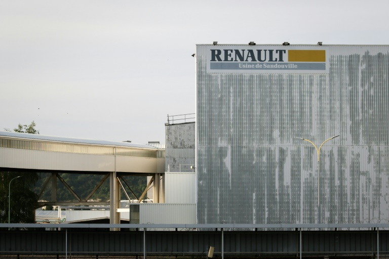 Renault announces almost  15,000 job losses worldwide