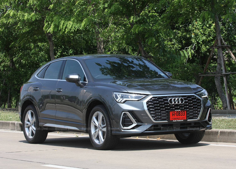 Audi Q3 Sportback 35 TFSI S Line (2020) review