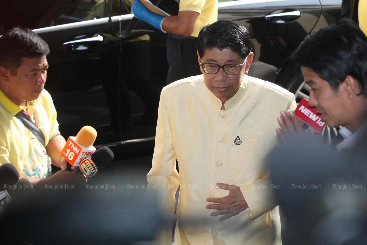 The Communicable Diseases Control Act is likely to be used to battle a second wave of Covid-19 infections, according to Deputy Prime Minister Wissanu Krea-ngam.