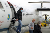 Health guidelines for airlines