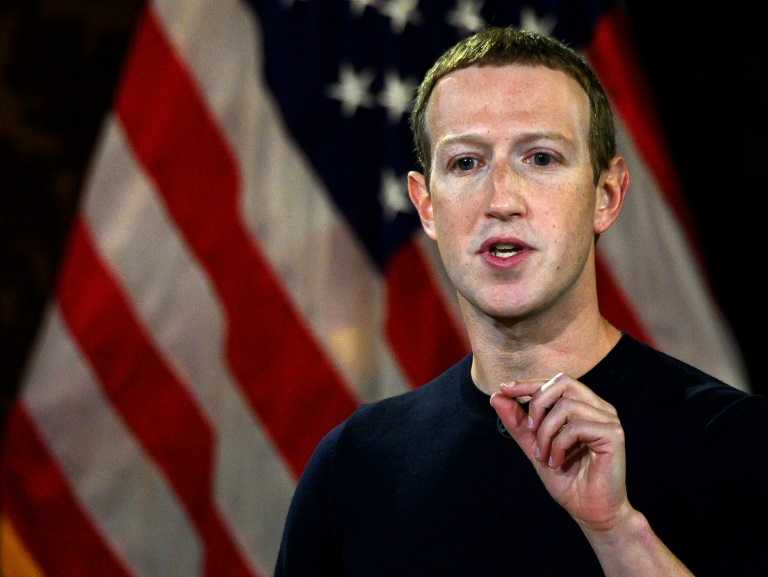 Facebook CEO Mark Zuckerberg said private social media platforms